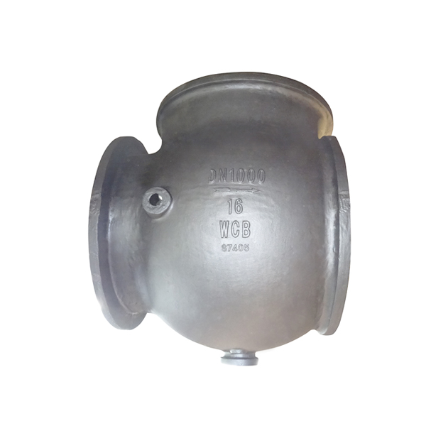 QDYQ340H-16-1000球阀体